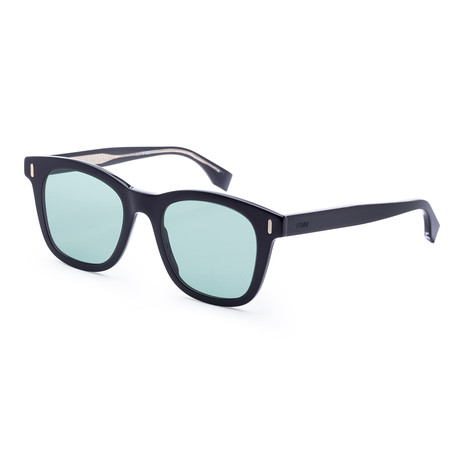 Men's Fashion Sunglasses // 50mm // Black Frame
