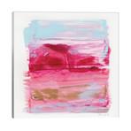 "Gaze Abstract // Dan Hobday (26""W x 26""H x 1.5""D)"