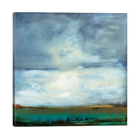 "Shifting Plains // Sarah Stockstill (26""W x 26""H x 1.5""D)"
