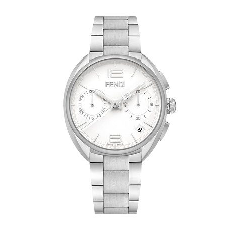 Fendi Chronograph Swiss Quartz // F213014000