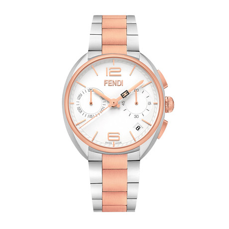 Fendi Chronograph Swiss Quartz // F213214000
