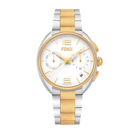 Fendi Chronograph Swiss Quartz // F213114000