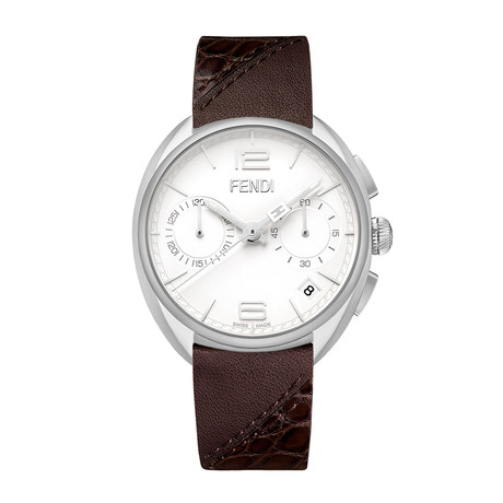 Fendi Chronograph Swiss Quartz // F212014021