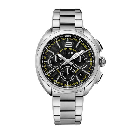 Fendi Chronograph Swiss Quartz // F231011000