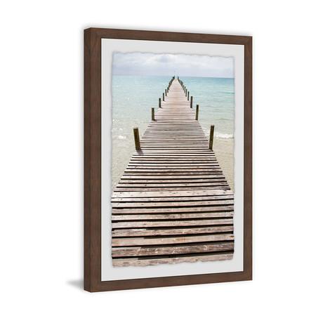 "Beach Boardwalk (12""W x 18""H x 1.5""D)"