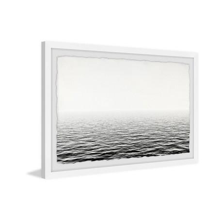 "Colorless Sea (12""W x 8""H x 1.5""D)"