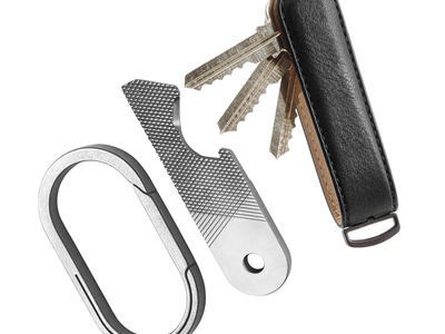 photo of Key Organizer (Black) by Touch Of Modern
