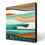 """Cloud Cover Ups 3 (20""""W x 20""""H x 1.5""""D // Gallery Wrapped)"""