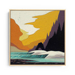 """Arch Rock (20""""W x 20""""H x 1.5""""D // Gallery Wrapped)"""