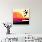 "Sex on the Beach (20""W x 20""H x 1.5""D // Gallery Wrapped)"