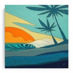 """Sunday Funday (20""""W x 20""""H x 1.5""""D // Gallery Wrapped)"""