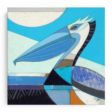 "Pelicano 5 (20""W x 20""H x 1.5""D // Gallery Wrapped)"