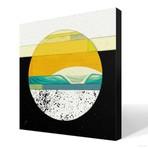 "Sun Spot (20""W x 20""H x 1.5""D // Gallery Wrapped)"