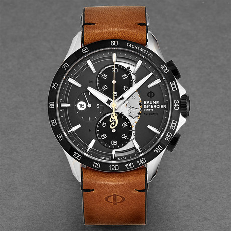 Baume & Mercier Clifton Club Chronograph Automatic // M0A10402