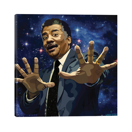 Neil deGrasse Tyson // Dai Chris Art