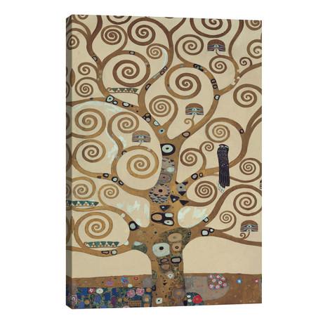 The Tree Of Life, Tree Detail // Gustav Klimt