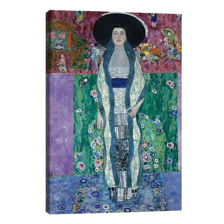 Portrait of Adele Bloch-Bauer II, 1912 // Gustav Klimt