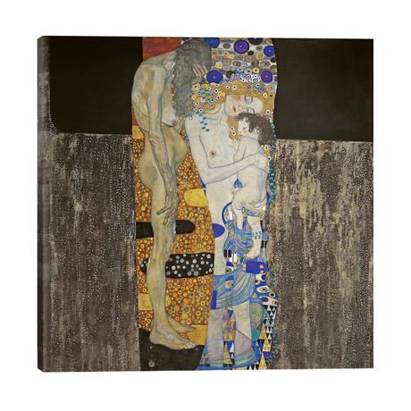The Three Ages Of Women, 1905 // Gustav Klimt