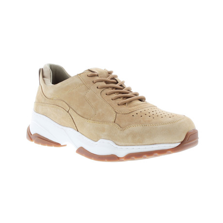 Fittipaldi Shoes // Tan (US: 8)