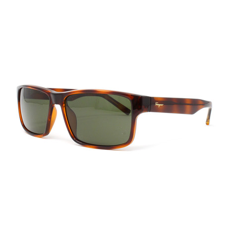 Men's Sunglasses // 58mm // Tortoise