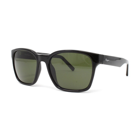 Men's Sunglasses // 55mm // Black