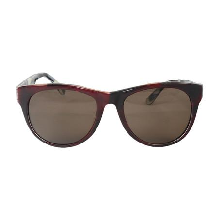 Men's Sunglasses // 52mm // Red Horn