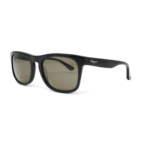 Men's Sunglasses // 54mm // Black