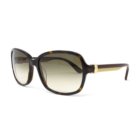Men's Sunglasses // 58mm // Tortoise + Gold