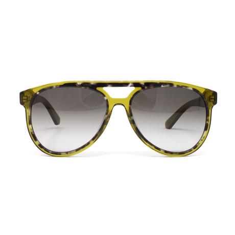 Men's Sunglasses // 57mm // Gray + Havana Brown