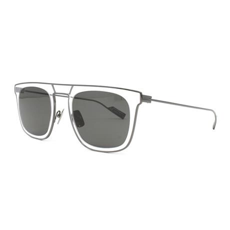 Men's Sunglasses // 51mm // Gray Crystal