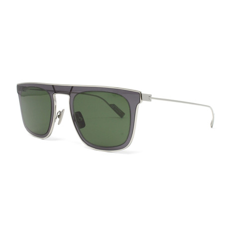 Men's Sunglasses // 51mm // Green + Gray