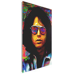 Jim Morrison Insightful Chaos (Acrylic // Glossy Finish)