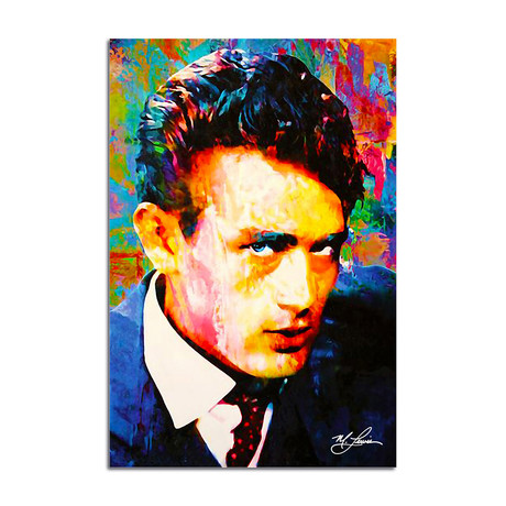 James Dean Lifes Significance (Acrylic // Glossy Finish)