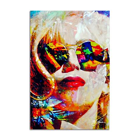 Lady Gaga Study 2 (Acrylic // Glossy Finish)