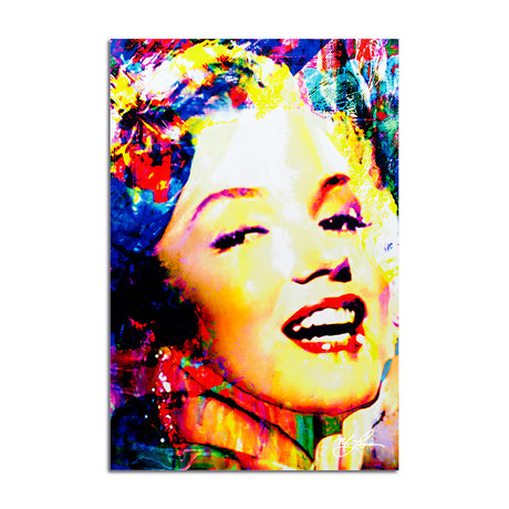 Marilyn Monroe Marilyn Bee (Acrylic // Glossy Finish)