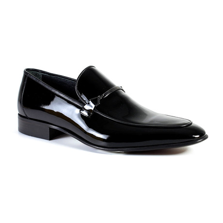 Dillon Dress Shoe // Black (Euro: 40)