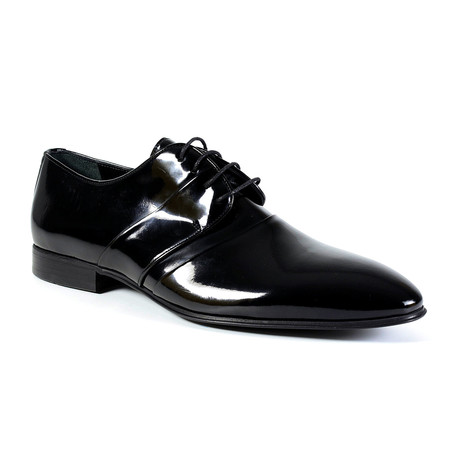Rohit Dress Shoe // Black (Euro: 40)