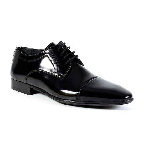 Bailey Dress Shoe // Black (Euro: 40)