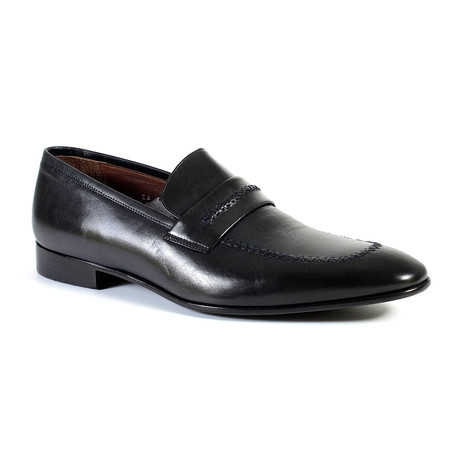 Carlos Dress Shoe // Black (Euro: 40)