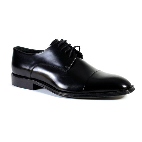 Greg Dress Shoe // Black (Euro: 40)