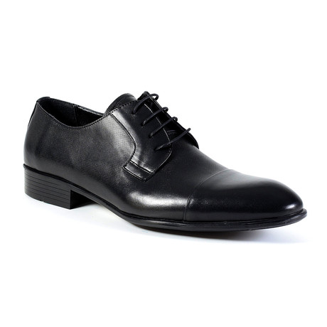 Nicolas Dress Shoe // Black (Euro: 40)