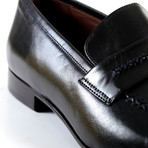Carlos Dress Shoe // Black (Euro: 45)