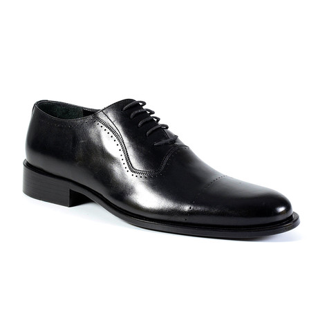 Robert Dress Shoe // Black (Euro: 40)