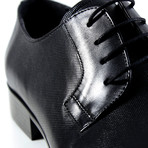 Nicolas Dress Shoe // Black (Euro: 46)