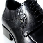 Jax Dress Shoe // Black (Euro: 45)