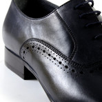 Dominic Dress Shoe // Navy (Euro: 40)