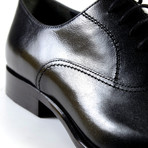 Jose Dress Shoe // Black (Euro: 41)