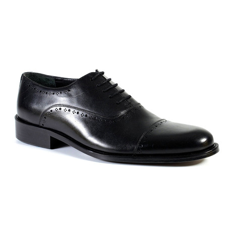 Dante Dress Shoe // Black (Euro: 40)