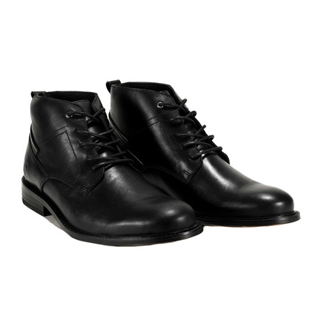 Jagger Boot // Black (US: 6.5)