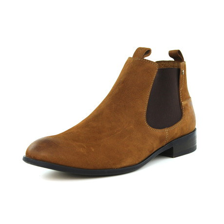 Leiva Boot // Ocher (US: 6.5)